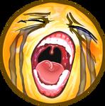 Emoji in Anguish
