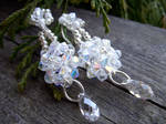 Swarovski Wedding Earrings