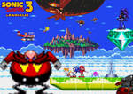 Sonic 3 and Knuckles Wallpaper