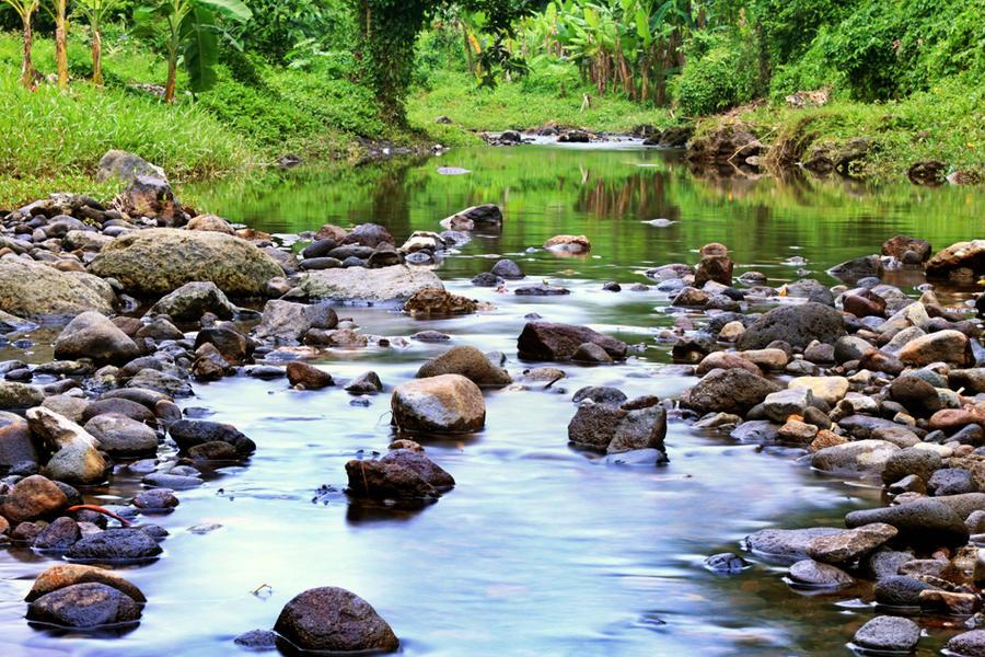 sungai batu by karman87
