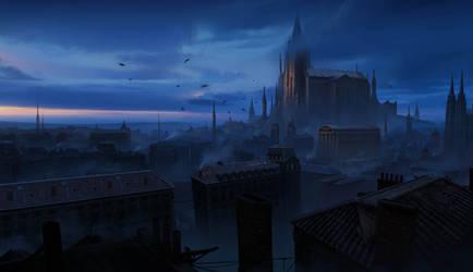 Castle by waqasmallick