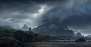 Mountain by waqasmallick