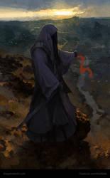niqabi warrior by waqasmallick