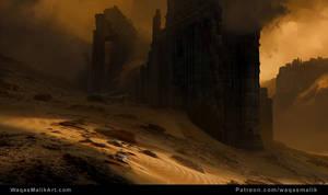 PROJ. Golden Crescent by waqasmallick