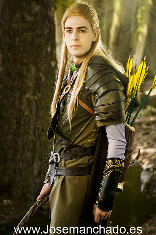 Legolas Greenleaf by Zihark-cosplay