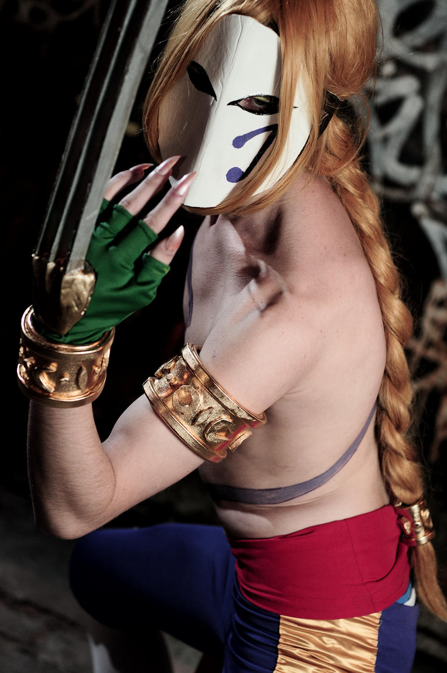 Vega by Zihark-cosplay