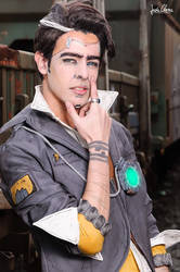 Handsome Jack Borderlands 2 by Zihark-cosplay