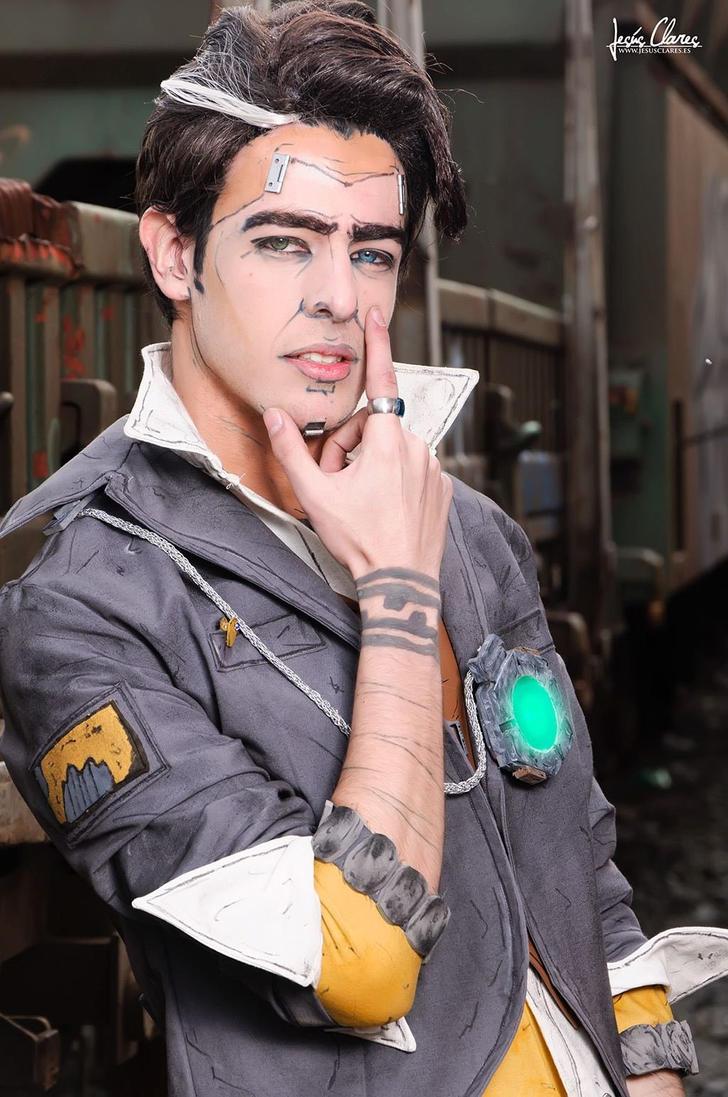 Handsome Jack Borderlands 2 by Zihark-cosplay
