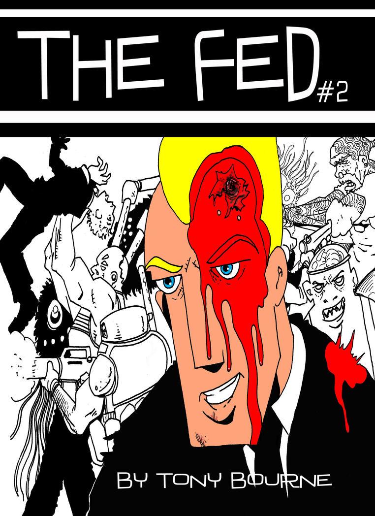 The Fed 2 by TonyBourne