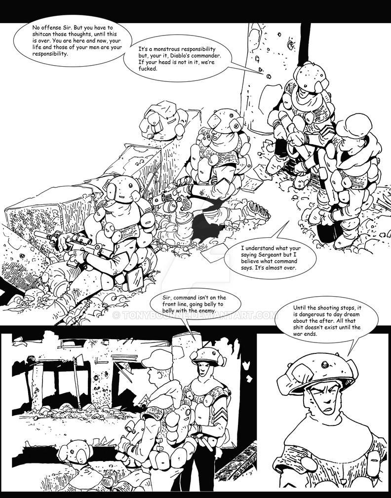 Page 140- Story three by TonyBourne