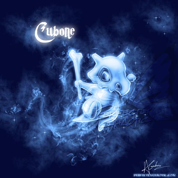 Cubone Patronus by TheVirusAJG