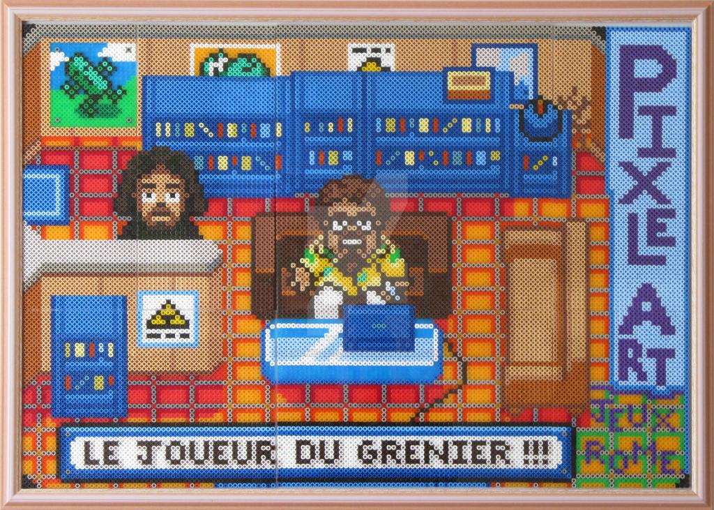 Le joueur du Grenier by Jerome-Lecomte