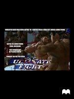 Brock Armstrong #1 - Ultimate Fighting by SimonWM