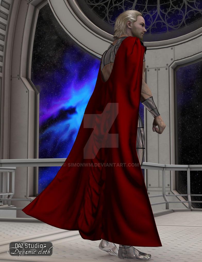 Space Gods 2 by SimonWM