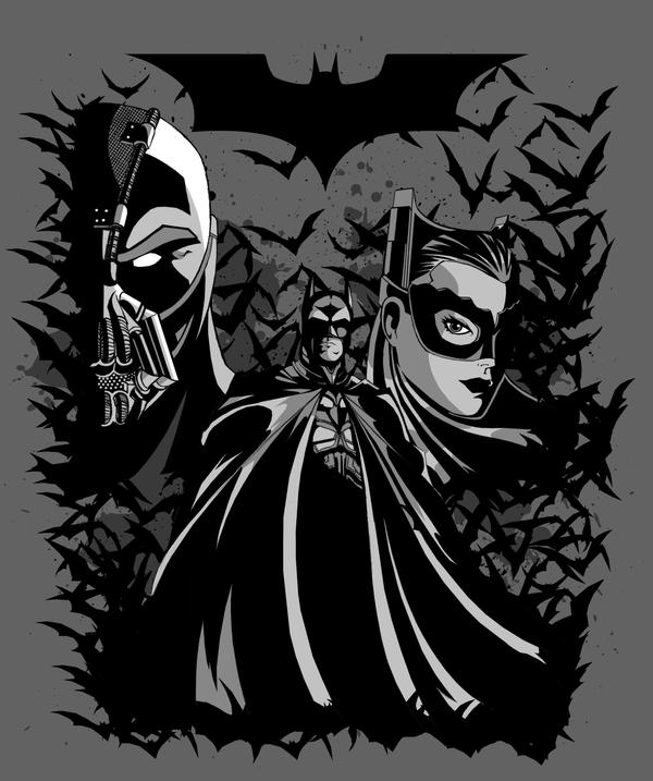 When Gotham is ashes... by TimelessUnknown