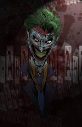 Joker is watching you...