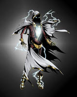 Zombie Shazam by TimelessUnknown
