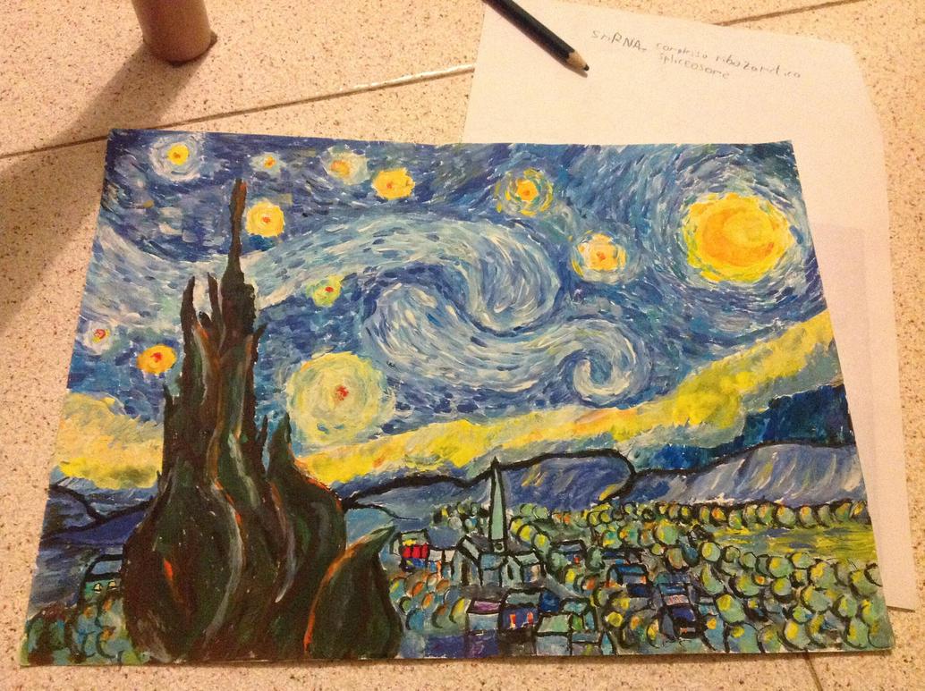 Notte stellata by MattiaCremonini