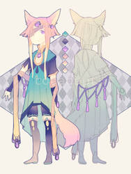 [CLOSED] Auction Adoptable 04