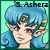 Sailor Ashera Badge 50x50 Icon by iCheddar