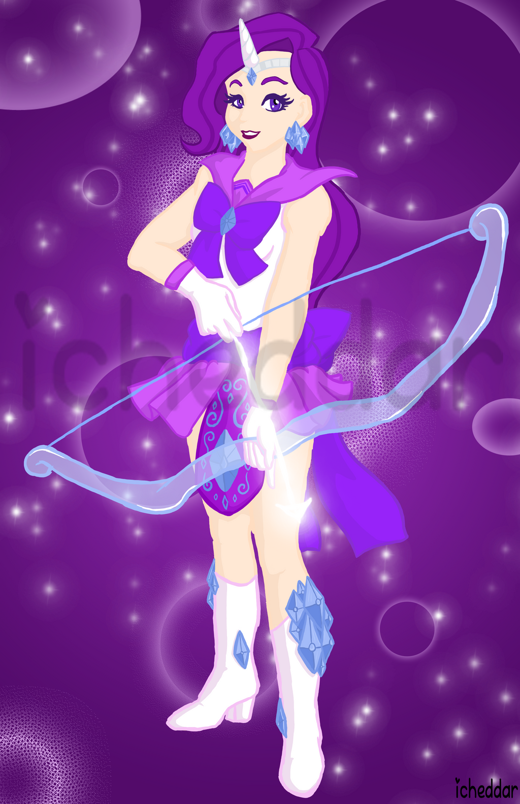 Sailor Rarity by iCheddar