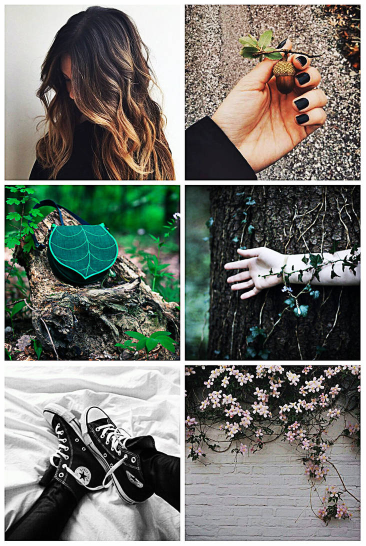 Fragments Aesthetic: Amber by iCheddart