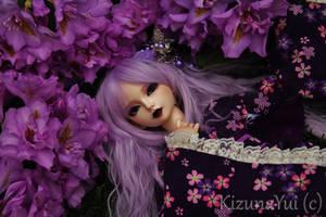 Japanese Goddess by KizunaYui-Studios