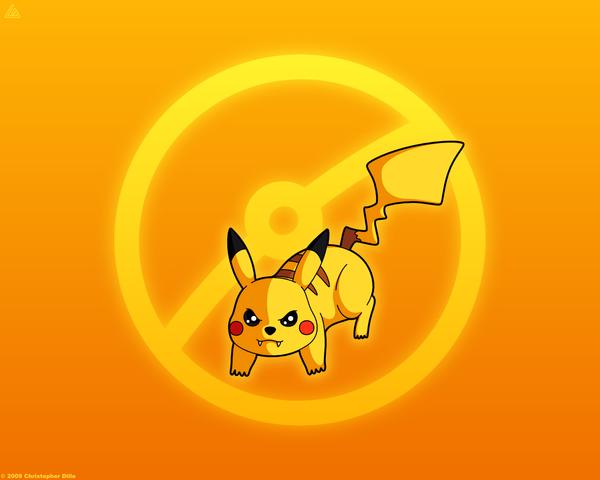 pikachu wallpaper by lordprevious on deviantart