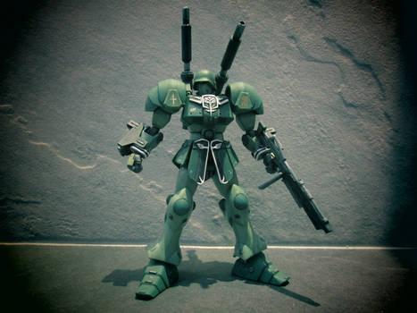 1/144 MS-15C Gyan Cannon [Unicorn Ver.]
