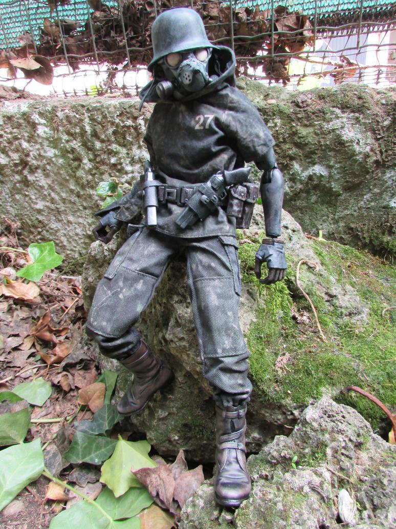 Hund de Plume, Dog of War by seggin