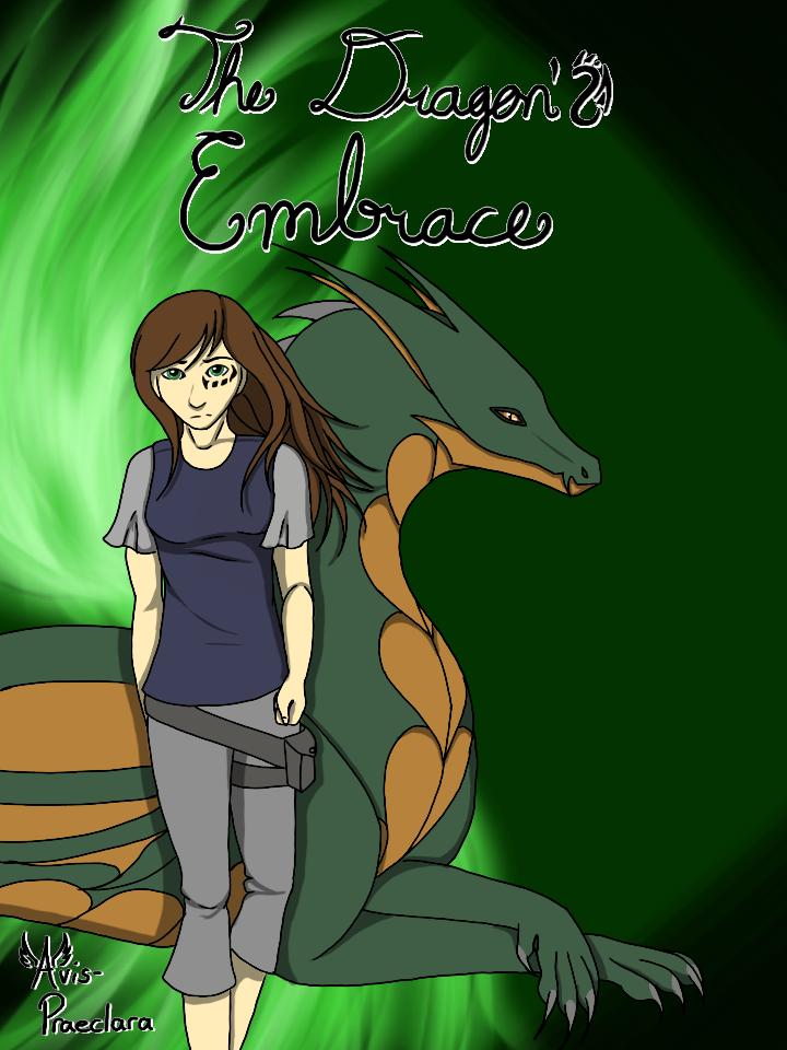 The Dragon's Embrace Cover by Avis-Praeclara