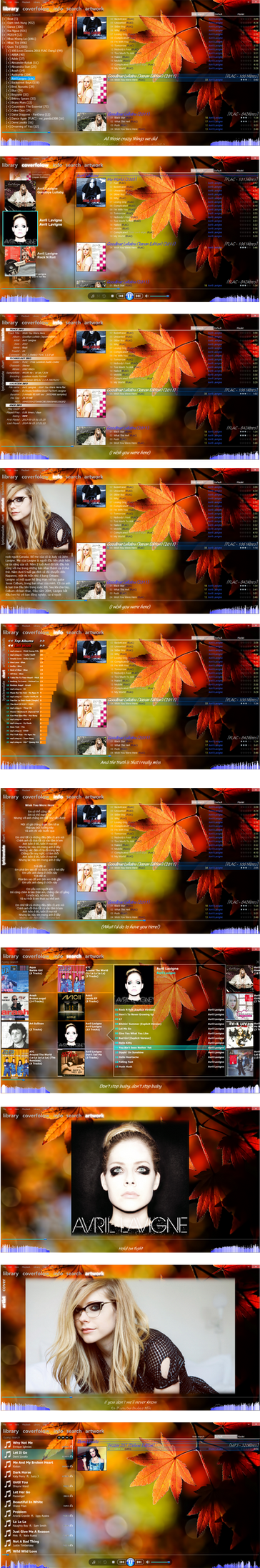 my skin foobar preview.