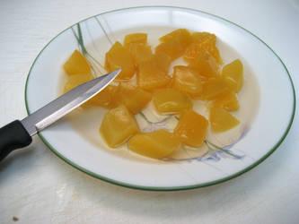Murder: Peaches by Bleachigo1270