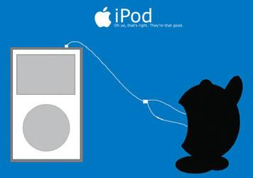 Kirby iPod by Bleachigo1270