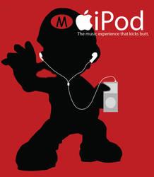 Mario iPod by Bleachigo1270