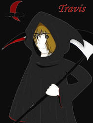 Travis the Grim Reaper by Bleachigo1270