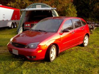 My First Car by Bleachigo1270