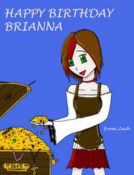 Brianna the Pirate by Bleachigo1270