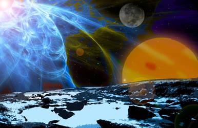 Space by Bleachigo1270