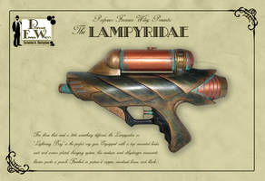 The Lampyridae by davincisghost