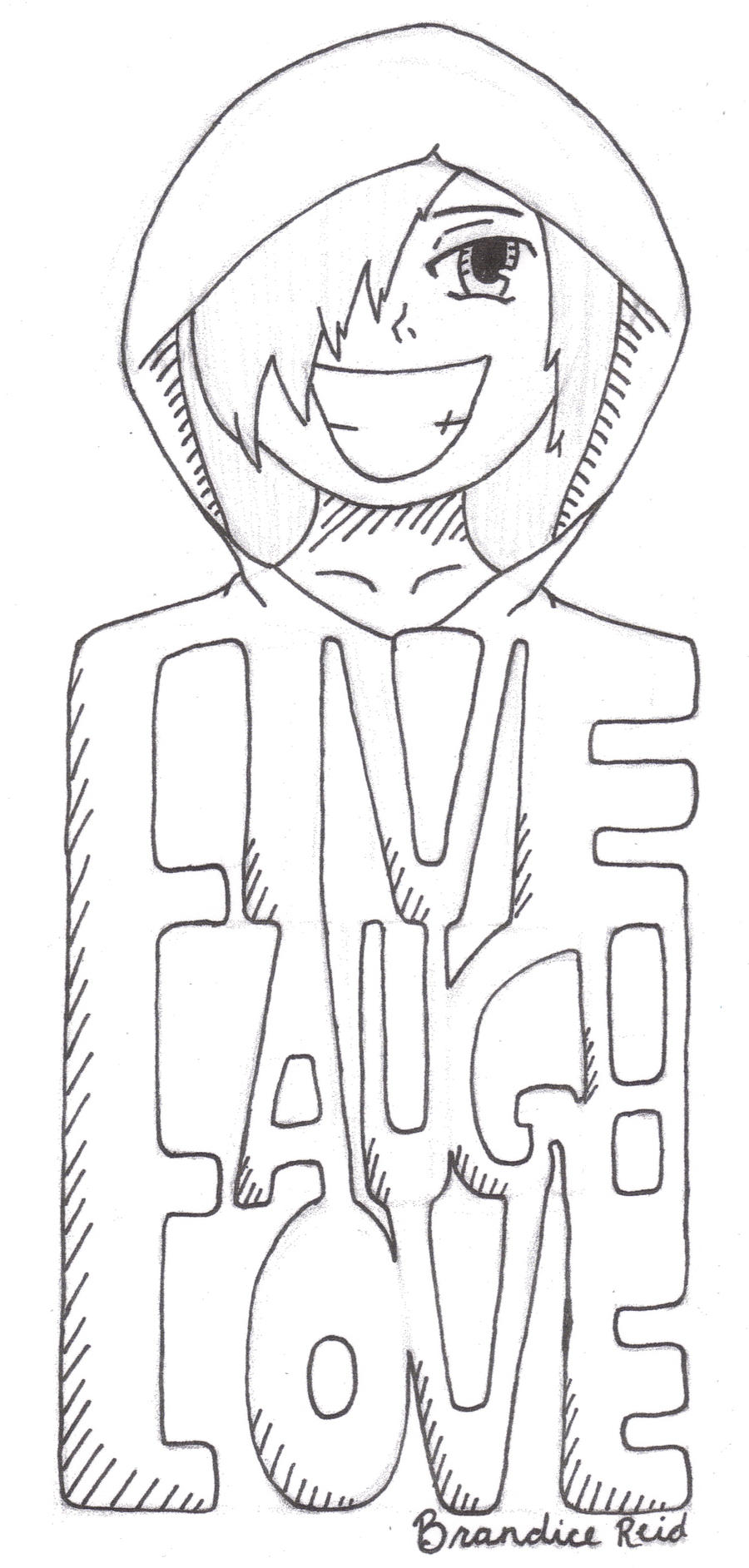 How To Draw Live Laugh Love Live Laugh Coloring Pages