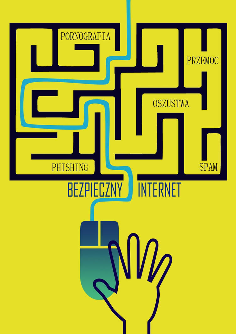 Bezpieczny Internet by ypsilon13