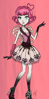 C.A. Cupid - Monster High