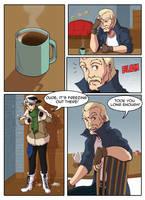 FFVI comic - page 28 by ClaraKerber