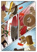 FFVI comic - page 40 by ClaraKerber