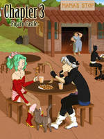 FFVI comic - Chapter 3 cover