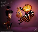 Halloween Beetlejuice 2014