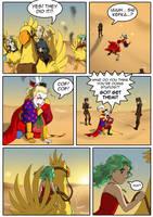 FFVI comic - page 101 by ClaraKerber