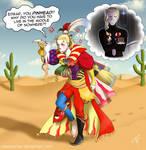 Commission - Edgar is a Pinhead