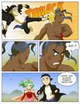 FFVI comic - page 146 by ClaraKerber